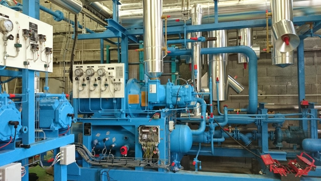 COMABOKO – Installation NH3-CO2
